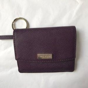 Kate Spade Purple Wallet